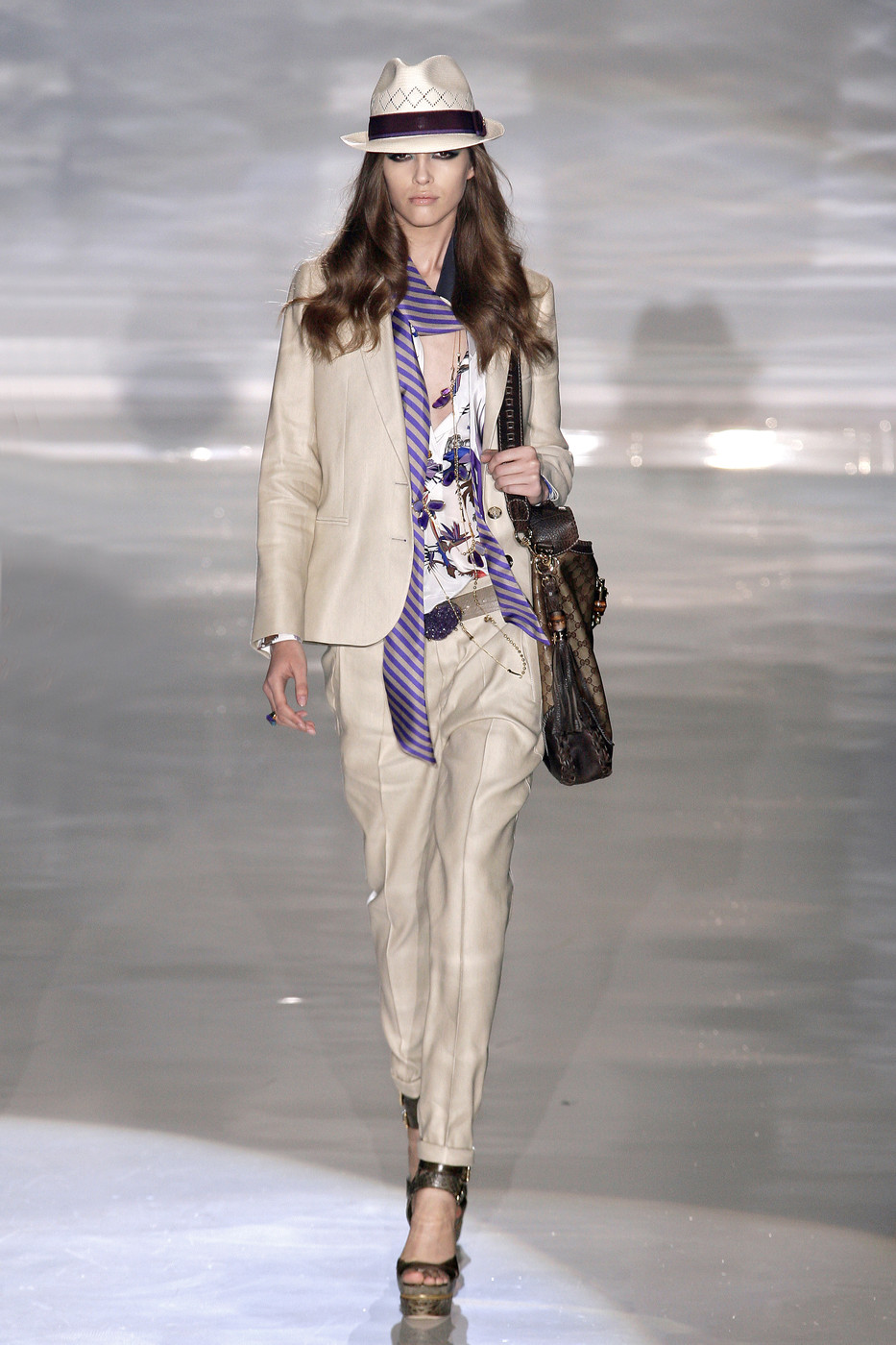 Gucci Spring Summer 2009 Milan Fashion Week