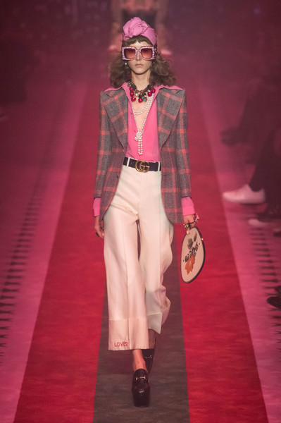 Gucci at Milan Spring 2017