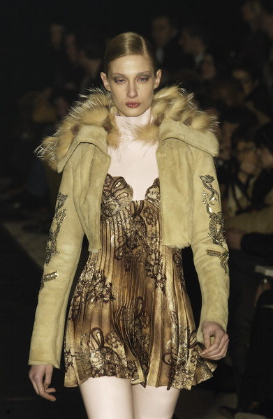 Guerriero at Milan Fall 2003