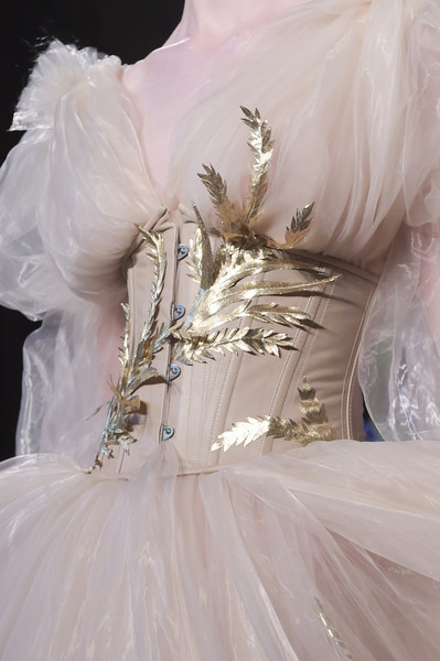 Guo Pei at Couture Fall 2017 (Details) [dress,white,clothing,wedding dress,gown,haute couture,bridal clothing,bridal party dress,bridal accessory,fashion,dress,guo pei,couture fall,haute couture,fashion,wedding dress,clothing,runway,fashion week,fashion show,haute couture,chanel,fashion show,wedding dress,fashion,autumn,runway,fashion week,fashion net]