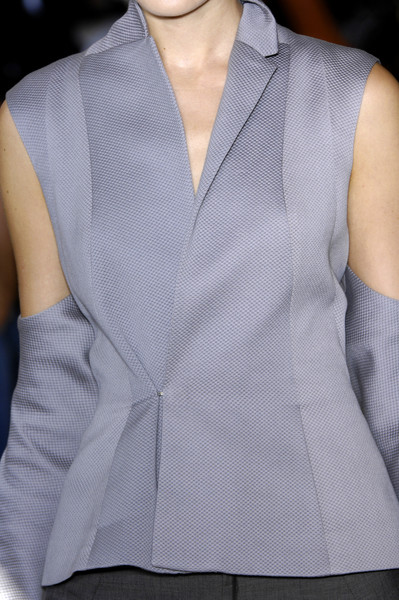 Gustavo Lins at Couture Fall 2007 (Details)
