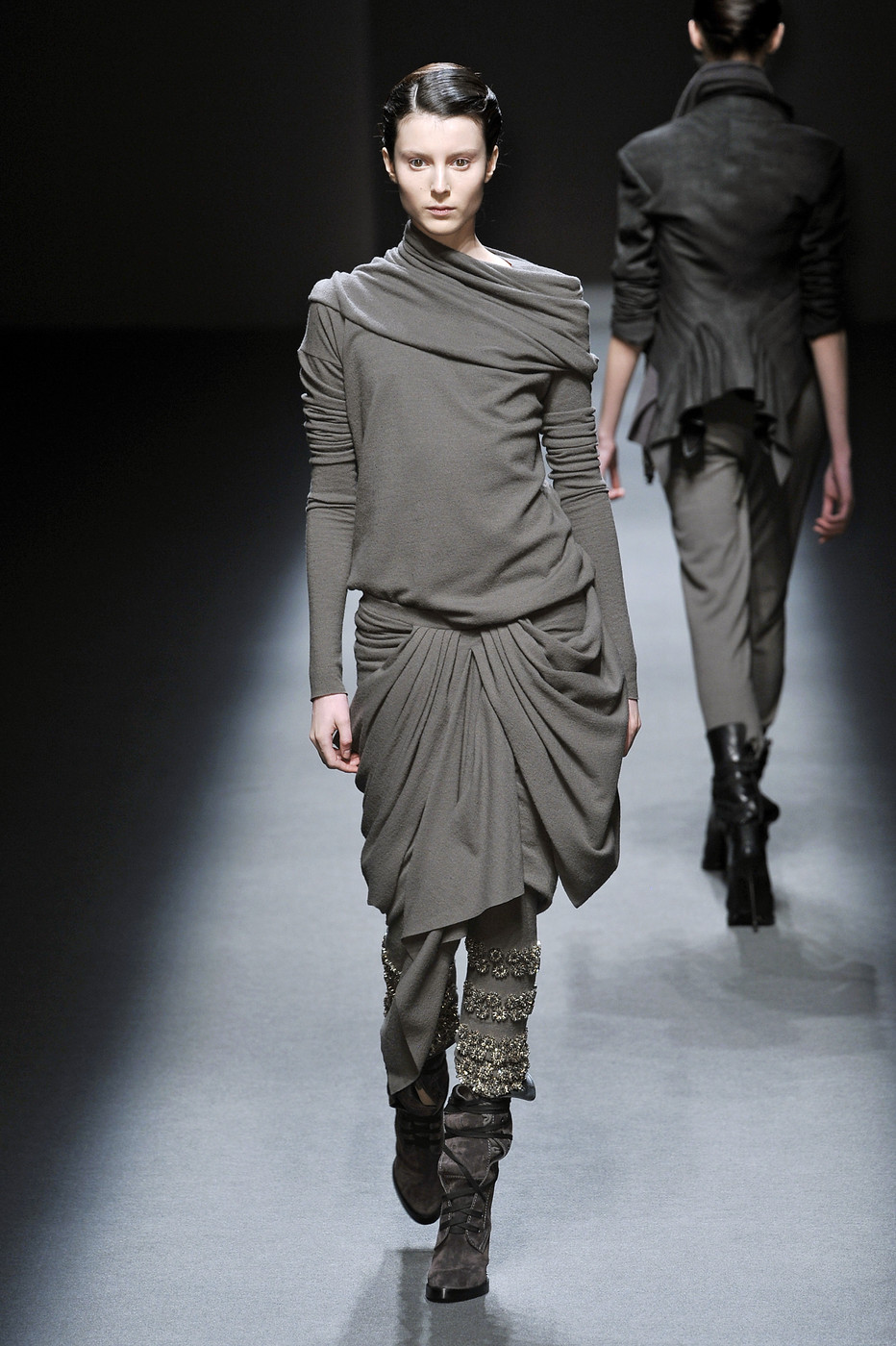 Haider Ackermann At Paris Fashion Week Fall 2009 Livingly