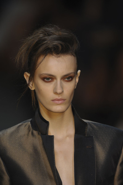 Haider Ackermann at Paris Spring 2012 (Details)