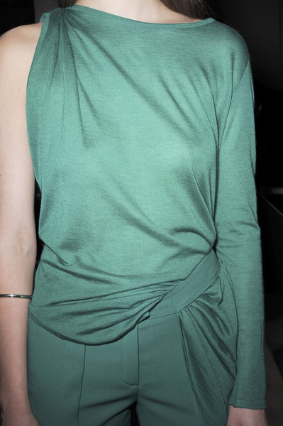 Halston at New York Fall 2010 (Details)