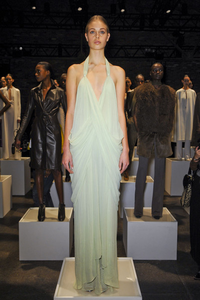 Halston at New York Fall 2011