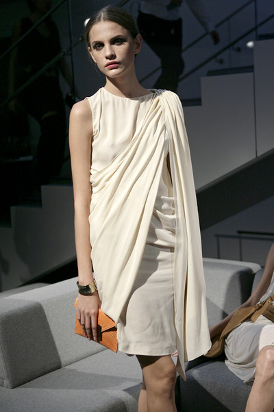 Halston at New York Spring 2009