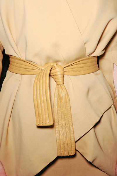 Halston at New York Spring 2011 (Details)