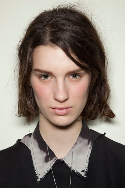 Helmut Lang at New York Fall 2012 (Backstage)