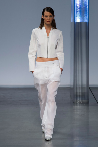 Helmut Lang at New York Spring 2014