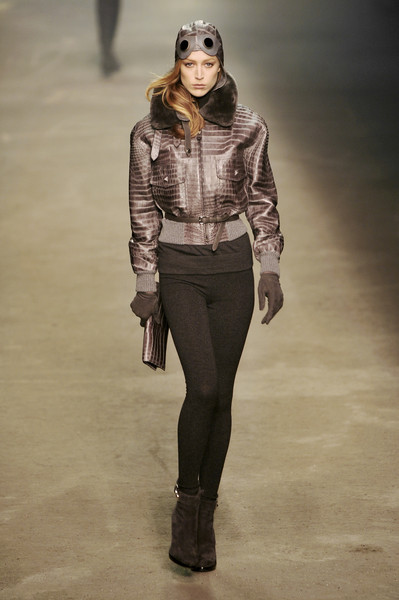 Hermès at Paris Fall 2009