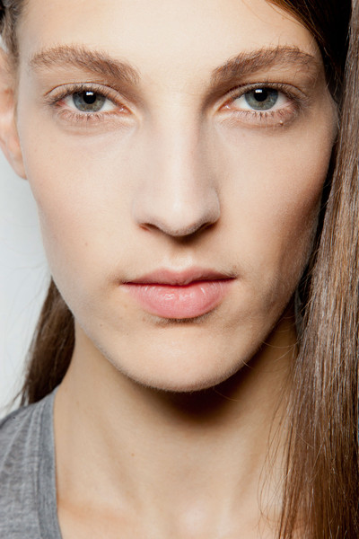 Hervé Léger by Max Azria at New York Spring 2013 (Backstage)