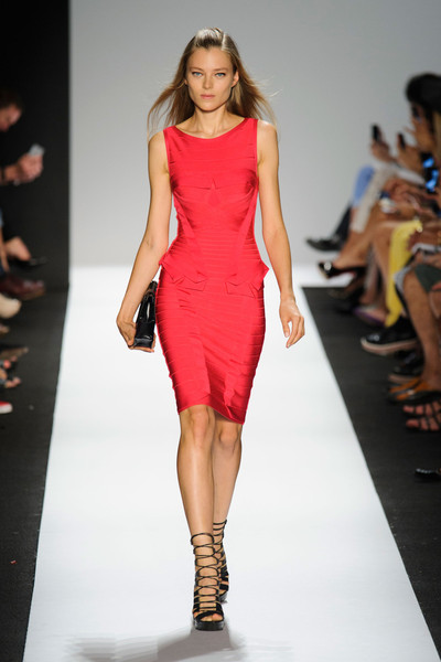 Hervé Léger by Max Azria at New York Spring 2015