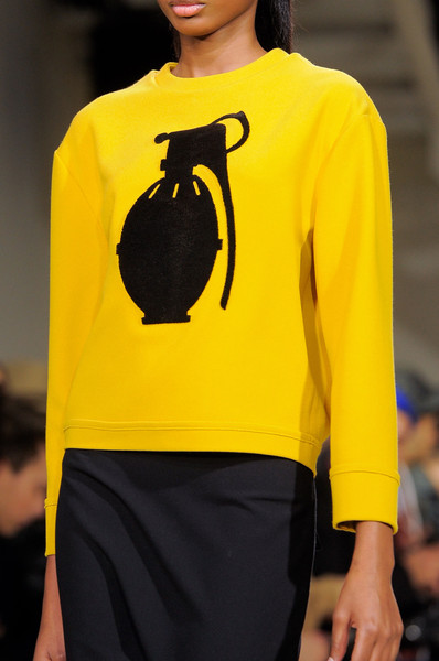 Hexa By Kuho at Paris Fall 2013 (Details)