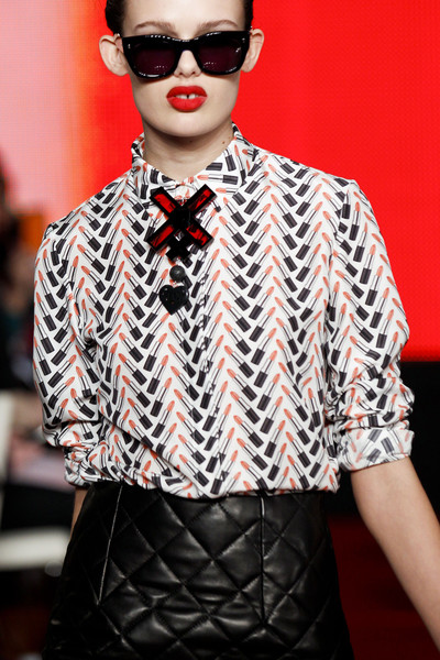 Holly Fulton at London Fall 2013 (Details)