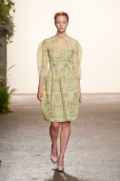 Honor at New York Spring 2013