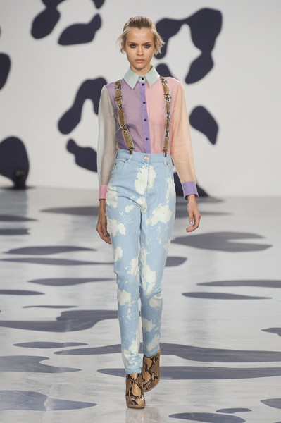 House Of Holand at London Spring 2012