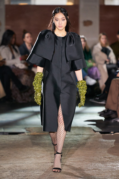Huishan Zhang at London Fall 2020