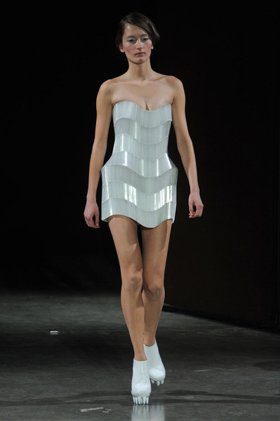 Iris Van Herpen at Couture Spring 2012