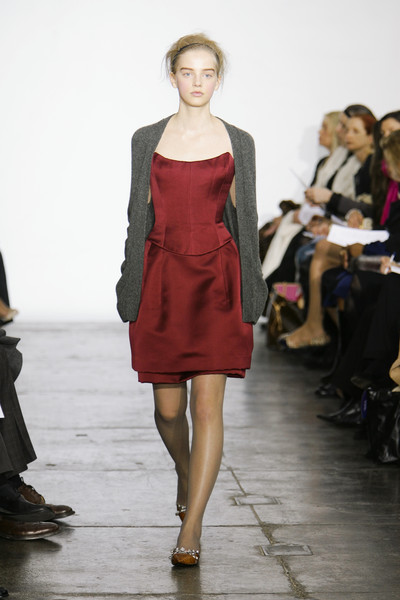 Isaac Mizrahi at New York Fall 2008