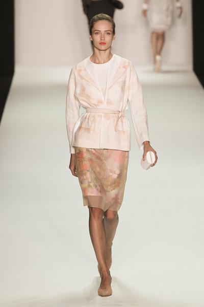 Isaac Mizrahi at New York Spring 2011