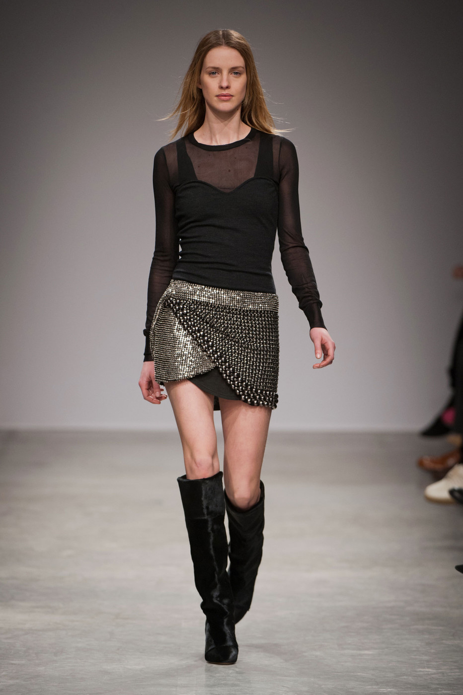Looks - Marant isabel fall runway review video