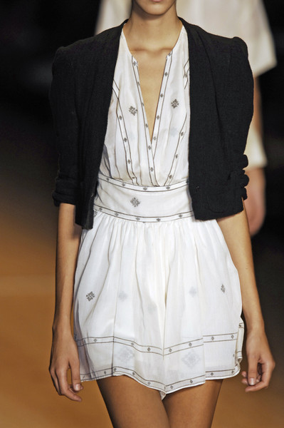 Isabel Marant at Paris Spring 2007 (Details)
