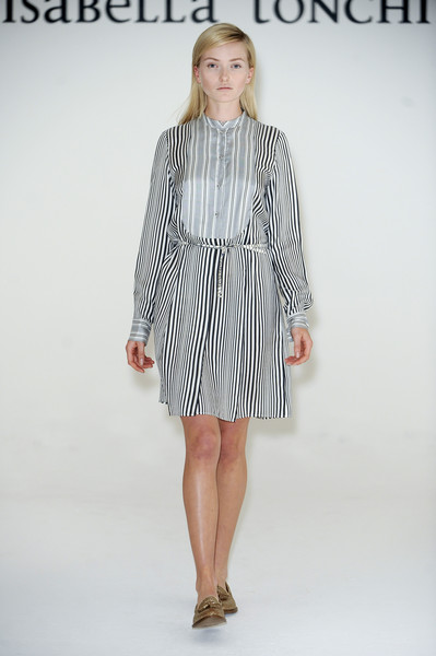 Isabella Tonchi at New York Spring 2011