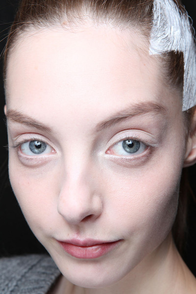 Issey Miyake at Paris Fall 2011 (Backstage)