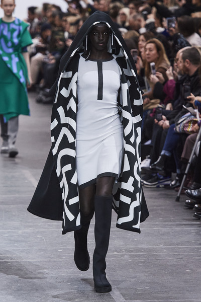 Issey Miyake at Paris Fall 2020 [fashion,fashion model,runway,fashion show,clothing,outerwear,haute couture,street fashion,fashion design,event,issey miyake,fashion,runway,haute couture,fashion week,model,street fashion,clothing,paris fashion week,fashion show,runway,issey miyake,paris fashion week,fashion show,fashion,fashion week,model,autumn,ready-to-wear,haute couture]