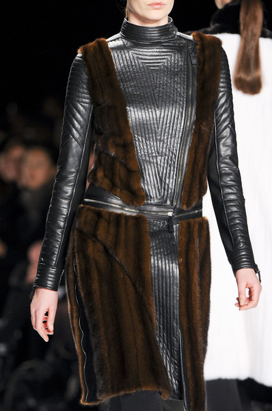 J. Mendel at New York Fall 2013 (Details)