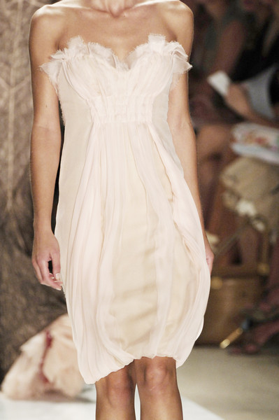 J. Mendel at New York Spring 2006 (Details)