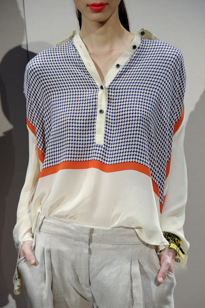 J.Crew at New York Spring 2012 (Details)