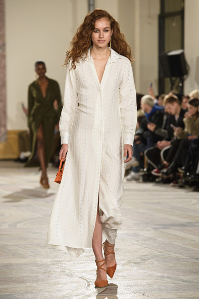 Jacquemus at Paris Fall 2018
