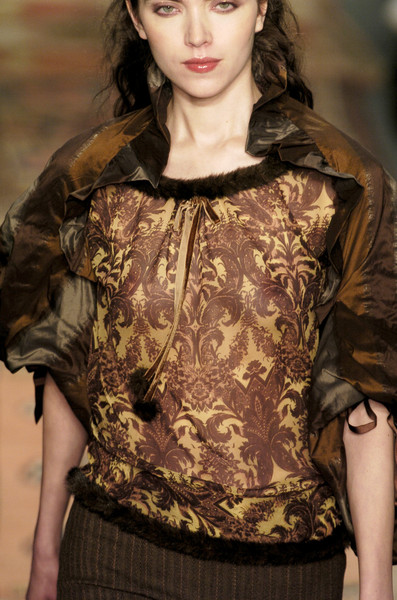 James Coviello at New York Fall 2006 (Details)
