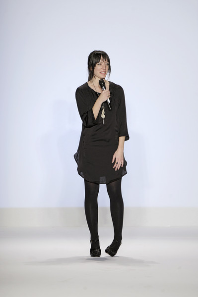 Janeane Marie Ceccanti at New York Fall 2010