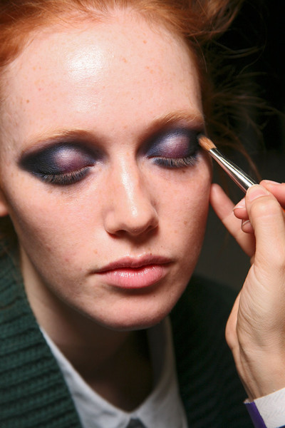 Jason Wu at New York Fall 2011 (Backstage)