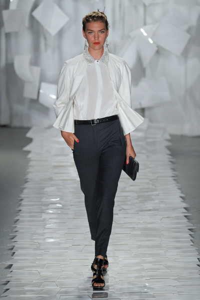 Jason Wu at New York Spring 2012