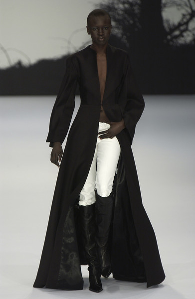Jasper Conran at London Fall 2004