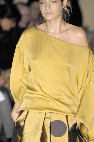 Jasper Conran at London Spring 2008 (Details)