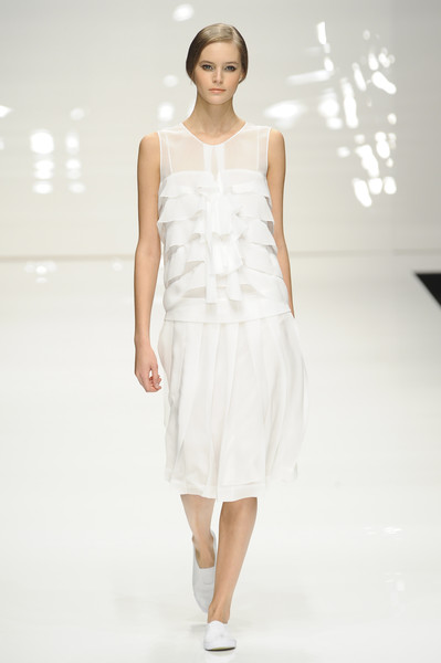 Jasper Conran at London Spring 2011