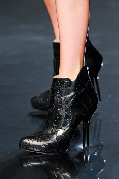 Jean Paul Gaultier at Paris Fall 2012 (Details)