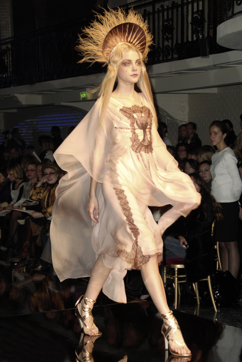 Jean Paul Gaultier At Couture Spring 2007 Livingly