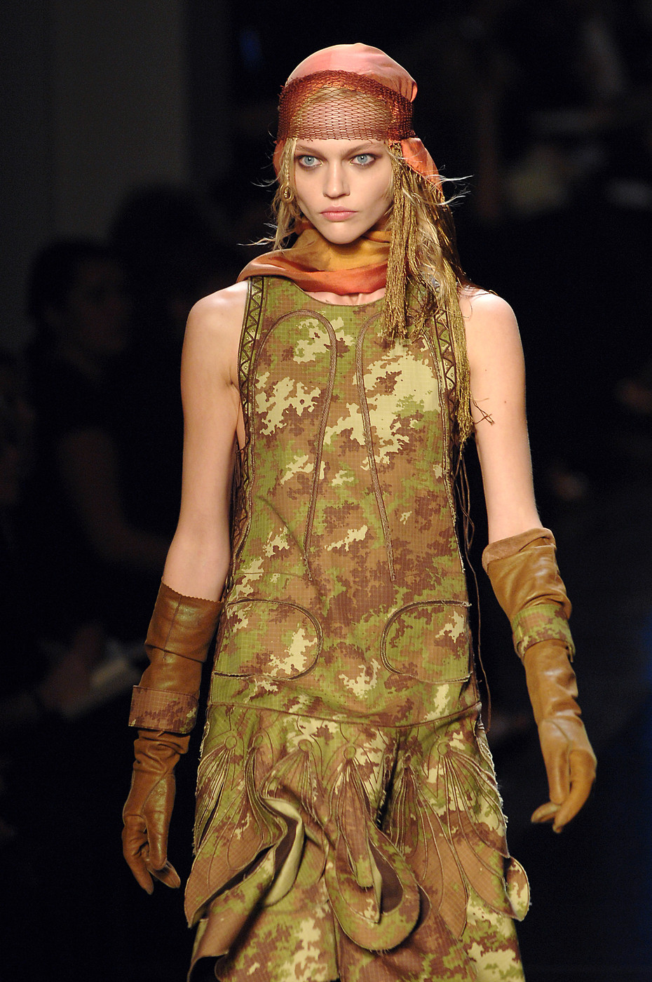 Jean paul gaultier at paris fashion week spring 2008 - Jean paul gaultier puissance 2 ...