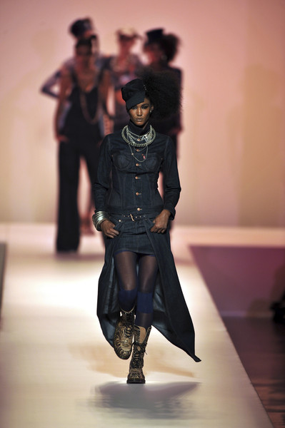 Jean Paul Gaultier at Paris Spring 2010
