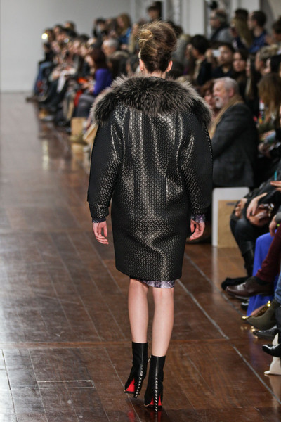 Jean Pierre Braganza at London Fall 2012