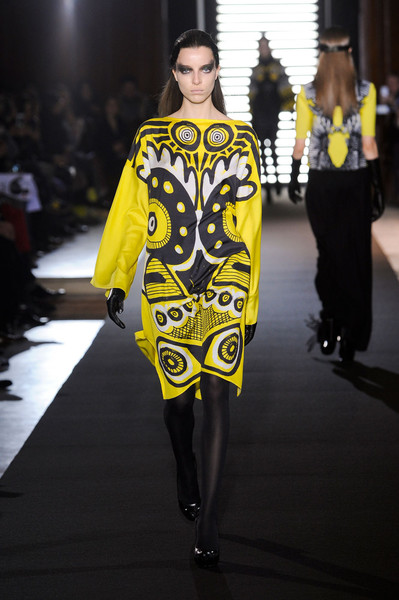 Jean-Charles de Castelbajac at Paris Fall 2012