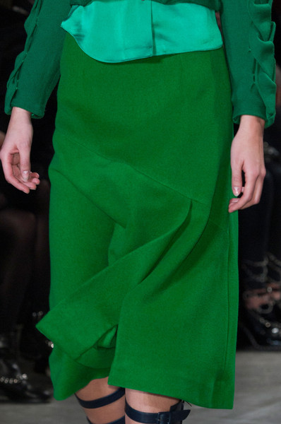 Jean-Charles de Castelbajac at Paris Fall 2014 (Details)