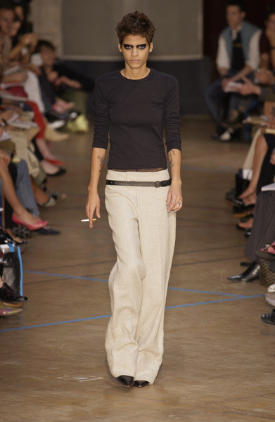 Jean-Paul Knott at Paris Spring 2003