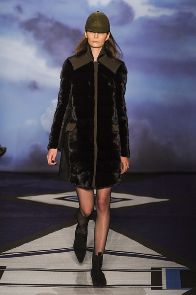 Jen Kao at New York Fall 2012