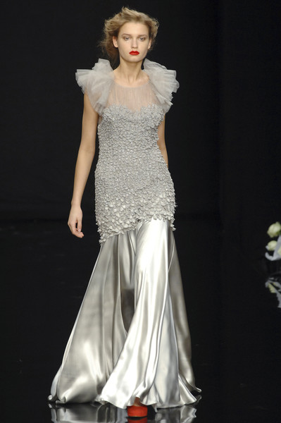 Jenny Packham at London Fall 2008